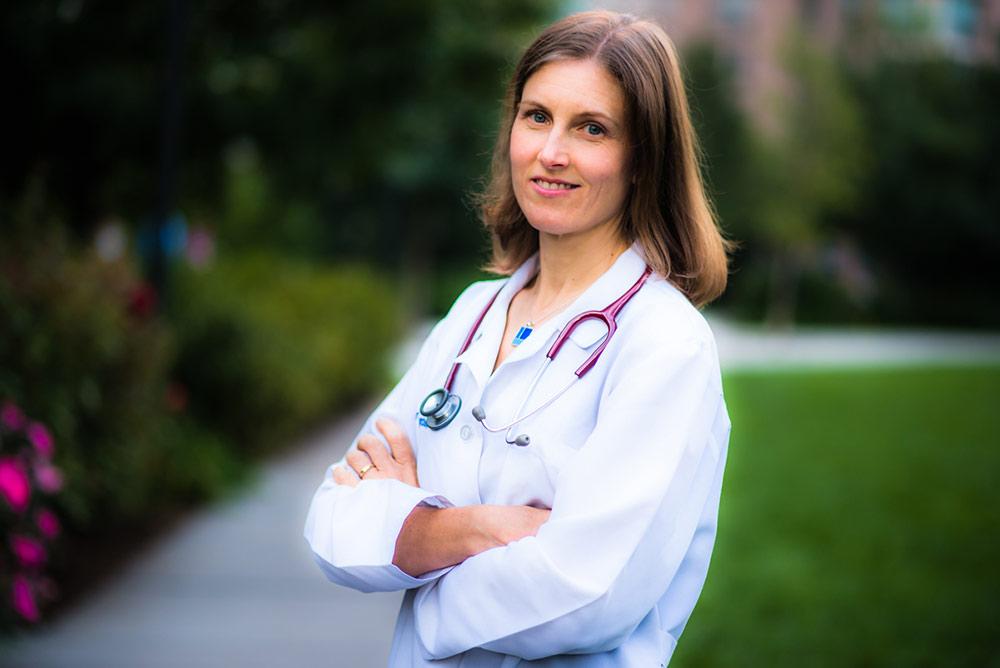 Doctor Teresa Cvengros